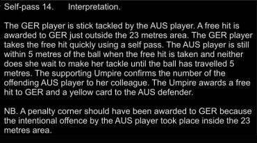 14 Self pass Interp