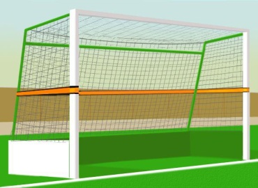 Goal Taped