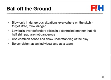 Briefing Ball off ground copy