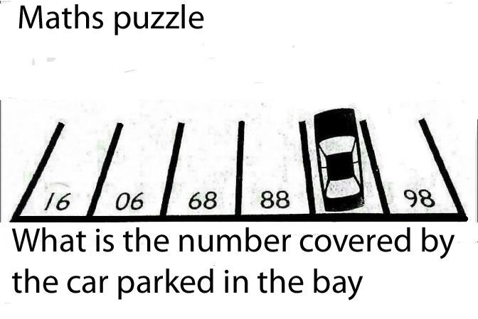 Car park puzzel